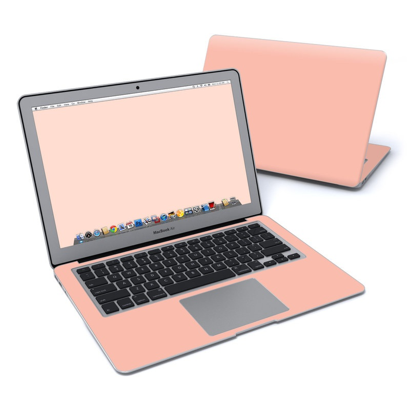 Solid State Peach MacBook Air 13-inch Skin