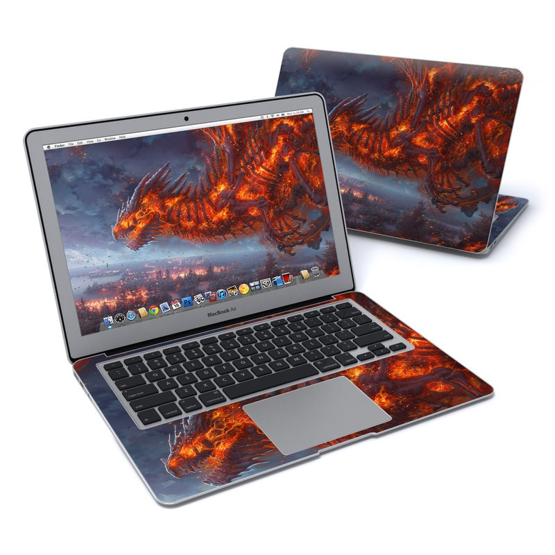 Terror of the Night MacBook Air 13-inch Skin