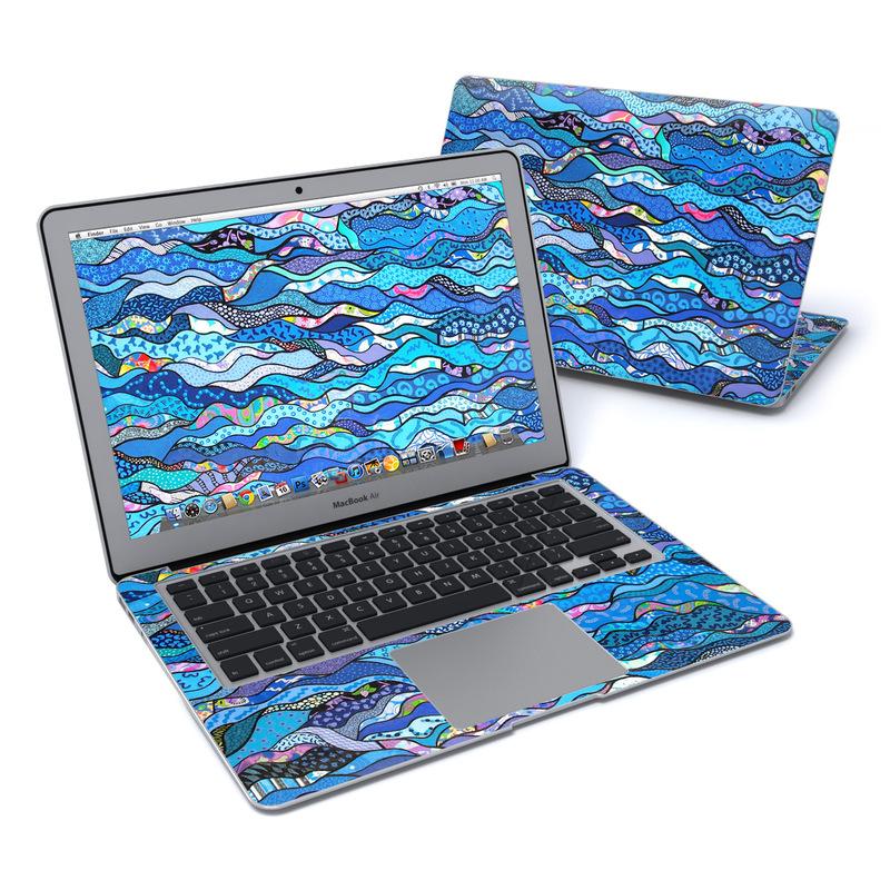 The Blues MacBook Air 13-inch Skin