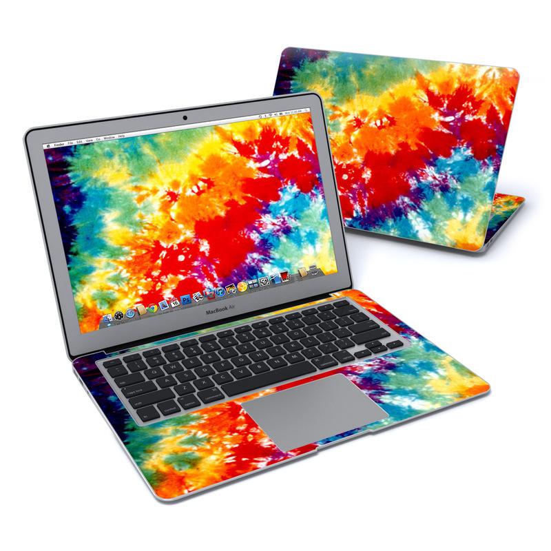 Tie Dyed MacBook Air 13-inch Skin