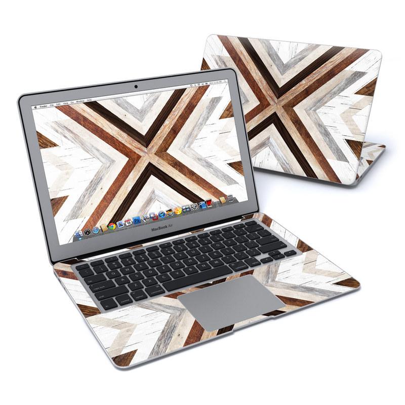 Timber MacBook Air Pre 2018 13-inch Skin