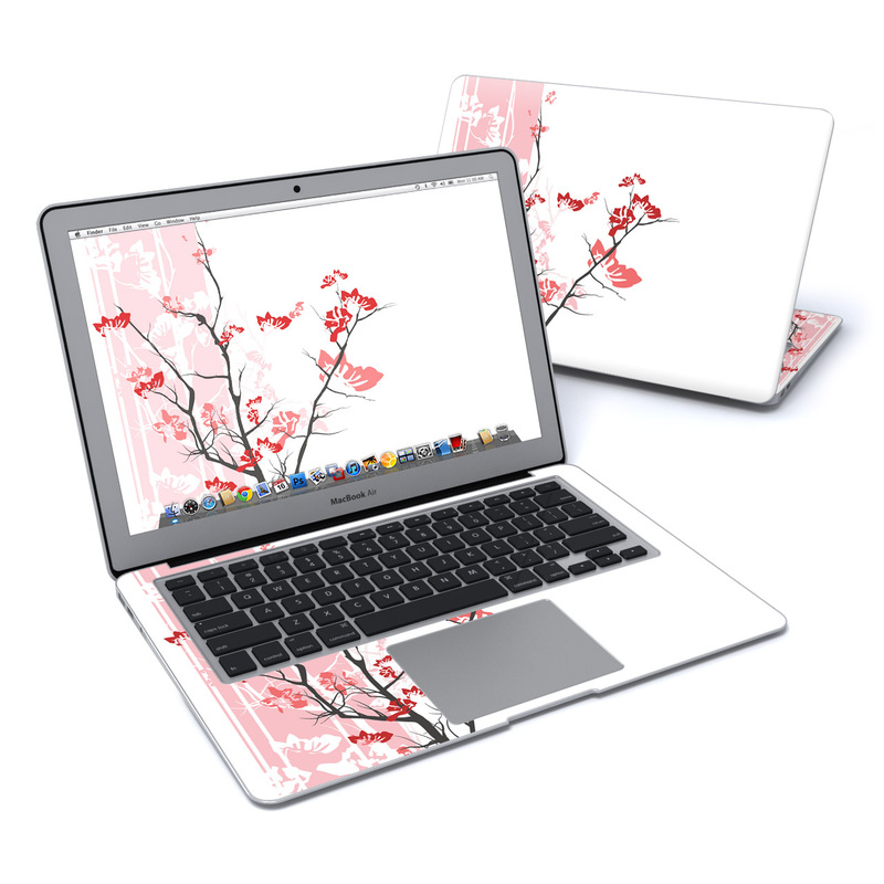 Pink Tranquility MacBook Air Pre 2018 13-inch Skin