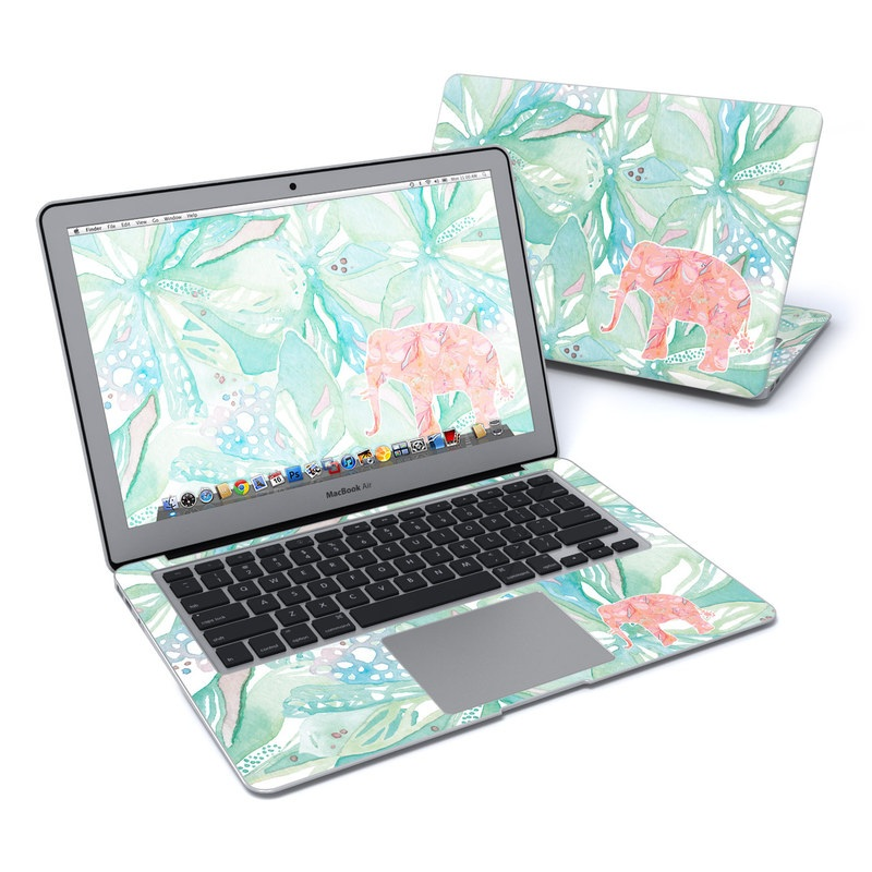 Tropical Elephant MacBook Air 13-inch Skin