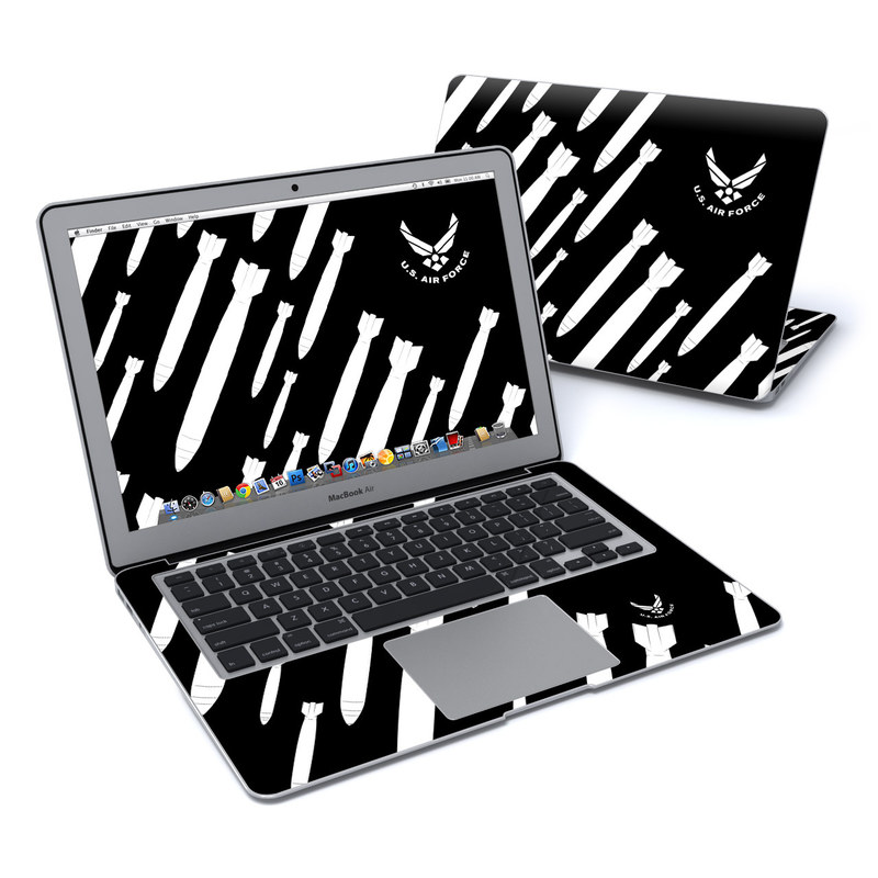 Bombs Away MacBook Air 13-inch Skin