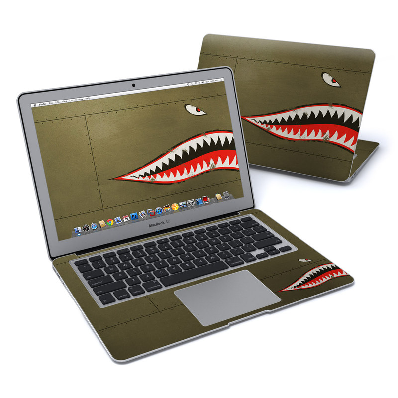 USAF Shark MacBook Air 13-inch Skin