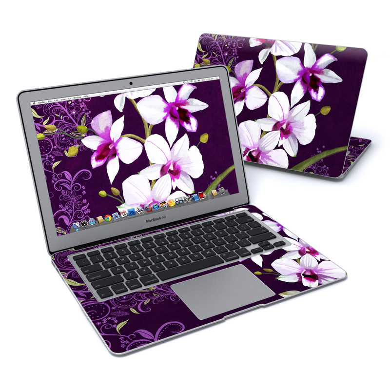 Violet Worlds MacBook Air 13-inch Skin
