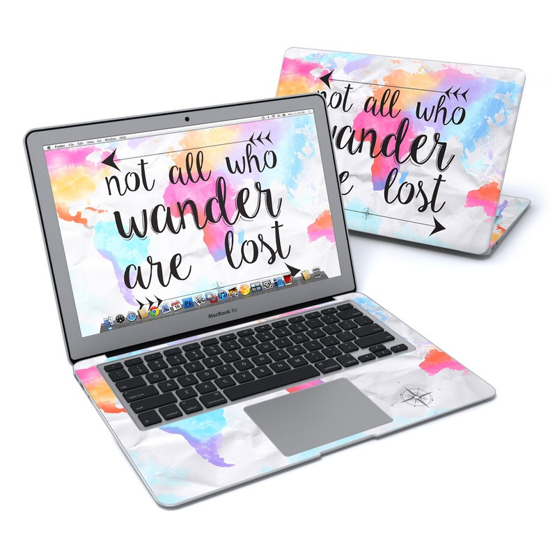 Wander MacBook Air 13-inch Skin