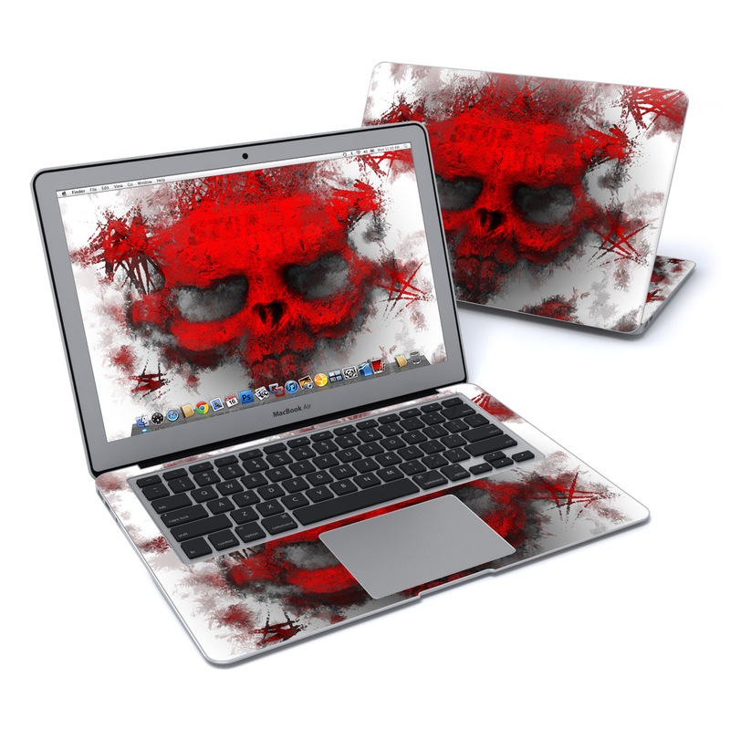 War Light MacBook Air 13-inch Skin
