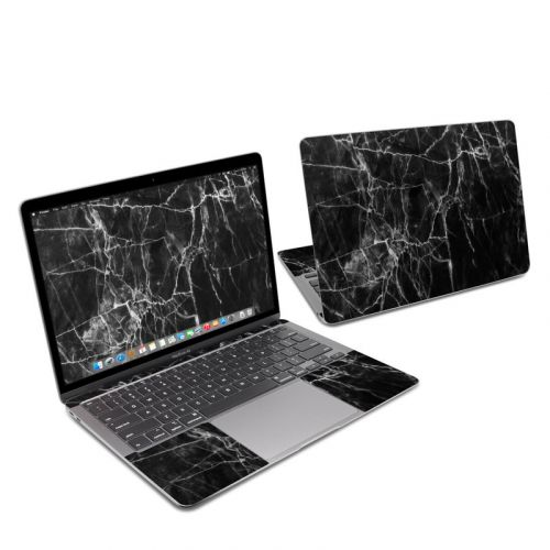 Black Marble MacBook Air 13-inch Skin