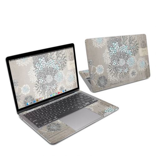 Christmas In Paris MacBook Air 13-inch Skin