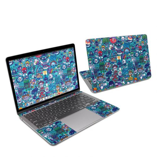 Cosmic Ray MacBook Air 13-inch Skin