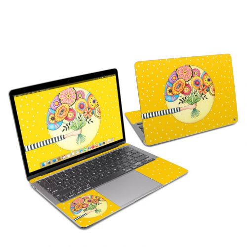 Giving MacBook Air 13-inch Skin