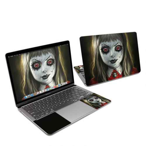 Haunted Doll MacBook Air 13-inch Skin