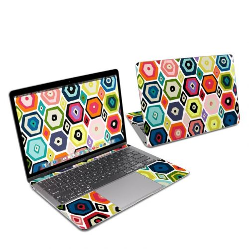 Hex Diamond MacBook Air 13-inch Skin
