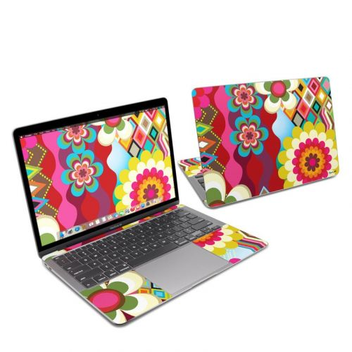 Mosaic MacBook Air 13-inch Skin