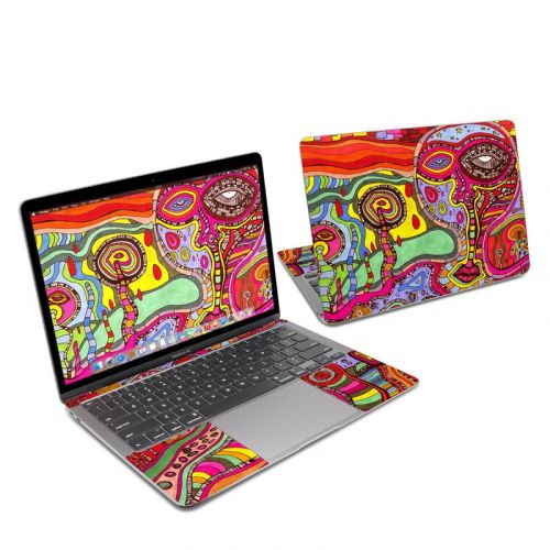 The Wall MacBook Air 13-inch Skin