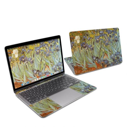 Irises MacBook Air 13-inch Skin