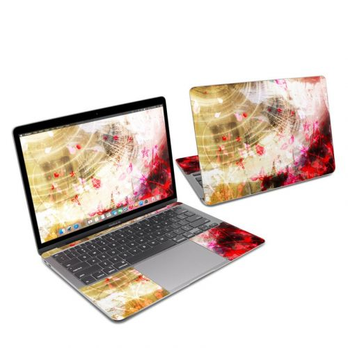 Woodflower MacBook Air 13-inch Skin