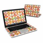 Owls Family MacBook Pro 13-inch Skin