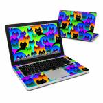 Rainbow Cats MacBook Pro 13-inch Skin