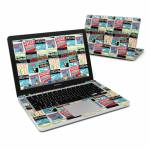 Surf Sounds MacBook Pro 13-inch Skin