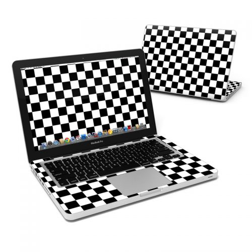 Checkers MacBook Pro Pre 2012 13-inch Skin