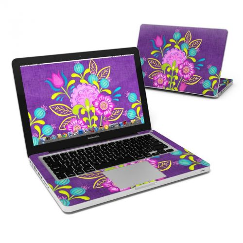 Floral Bouquet MacBook Pro 13-inch Skin