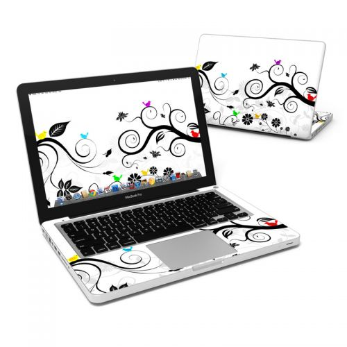 Tweet Light MacBook Pro Pre 2012 13-inch Skin
