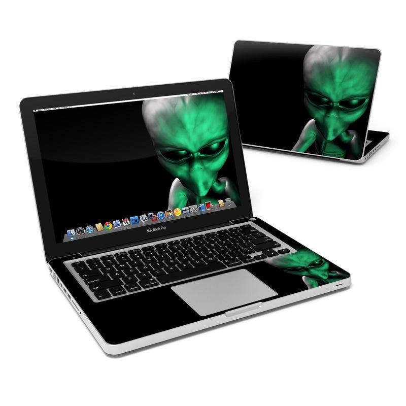 Abduction MacBook Pro 13-inch Skin