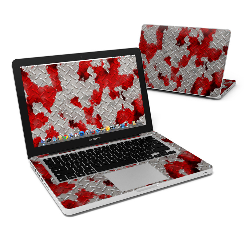 Accident MacBook Pro 13-inch Skin