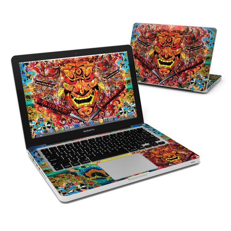 Asian Crest MacBook Pro 13-inch Skin