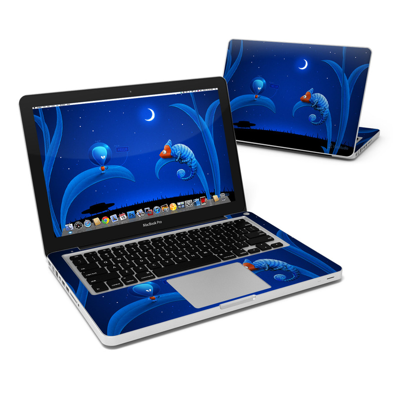 Alien and Chameleon MacBook Pro 13-inch Skin