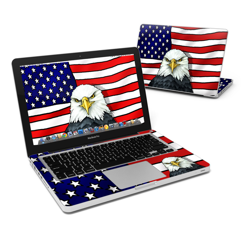American Eagle MacBook Pro 13-inch Skin