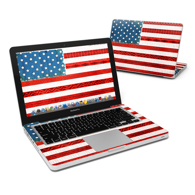 American Tribe MacBook Pro 13-inch Skin