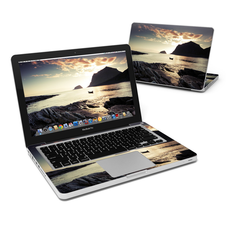 Anchored MacBook Pro Pre 2012 13-inch Skin