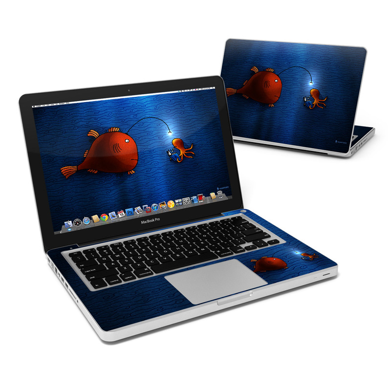 Angler Fish MacBook Pro 13-inch Skin