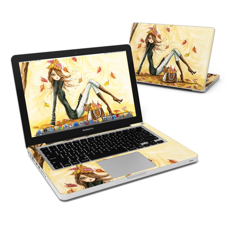 Autumn Leaves MacBook Pro 13-inch Skin