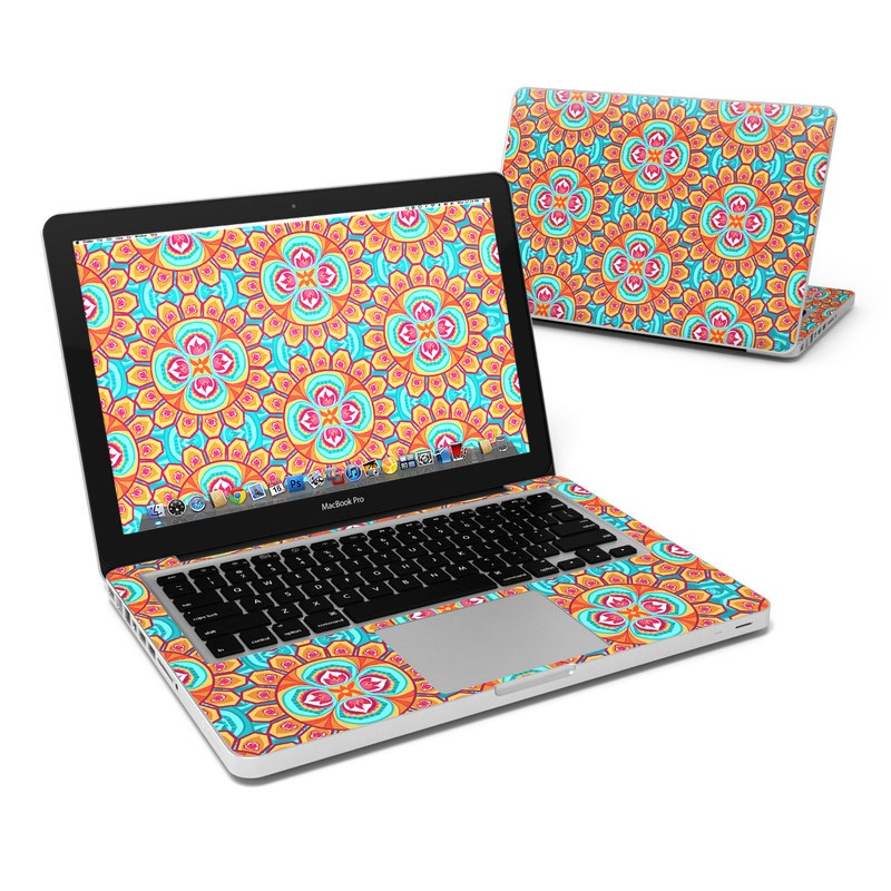 Avalon Carnival MacBook Pro 13-inch Skin