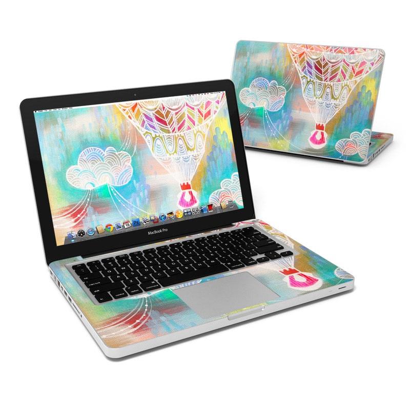 Balloon Ride MacBook Pro 13-inch Skin