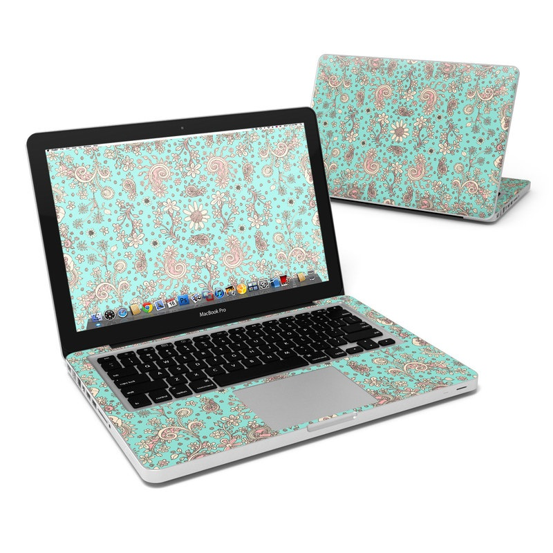 Birds Of A Flower MacBook Pro 13-inch Skin