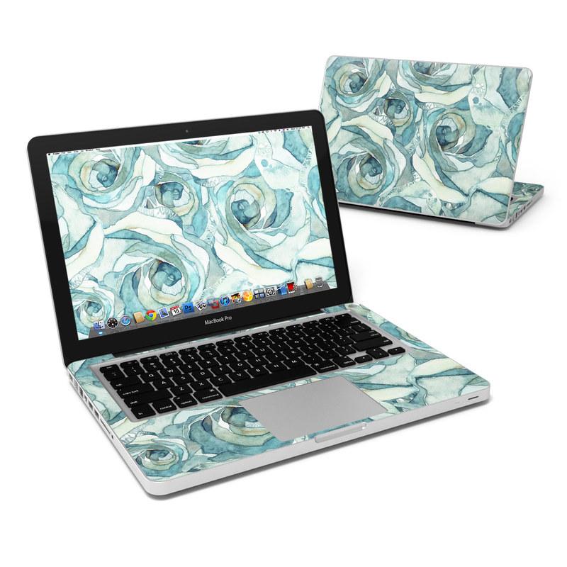 Bloom Beautiful Rose MacBook Pro 13-inch Skin