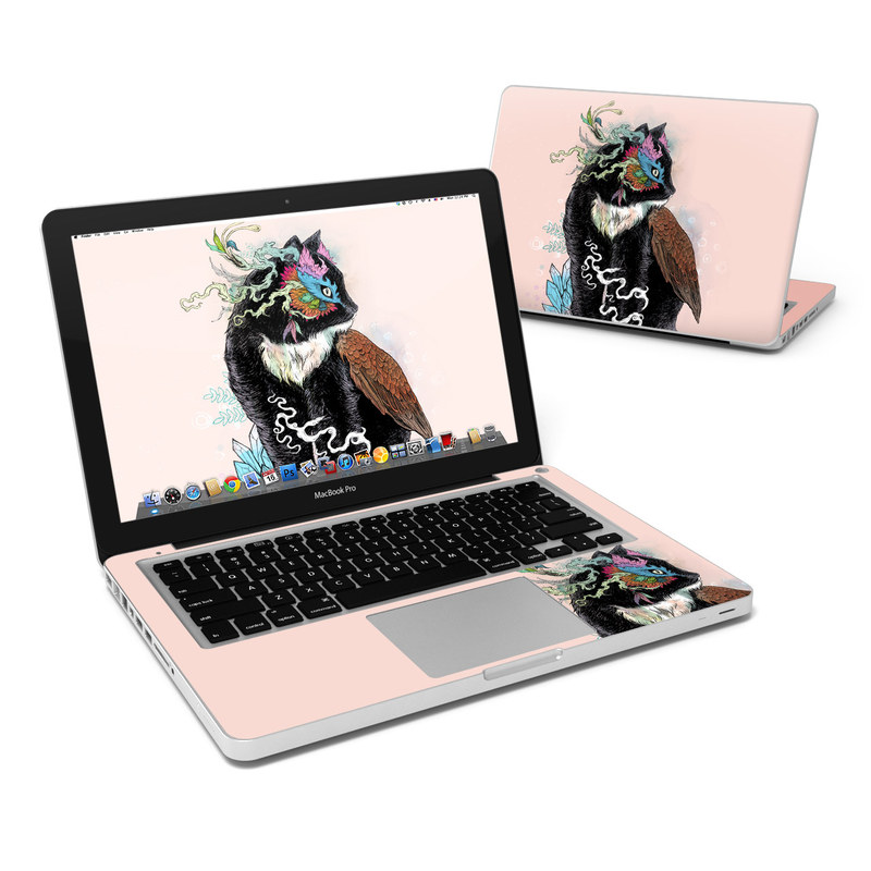 Black Magic MacBook Pro 13-inch Skin