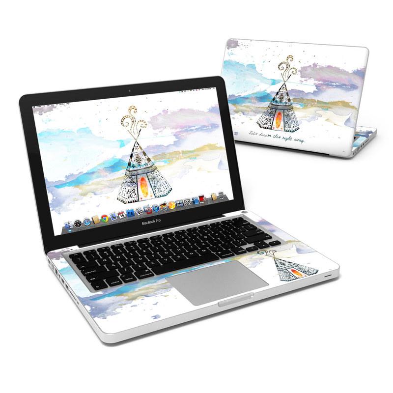 Boho Teepee MacBook Pro 13-inch Skin