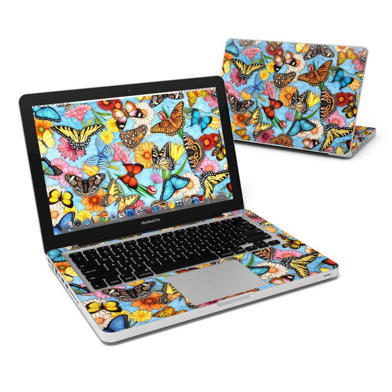 Butterfly Land MacBook Pro Pre 2012 13-inch Skin