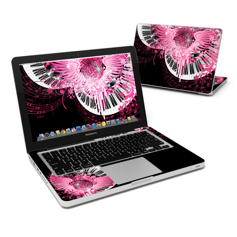 Disco Fly MacBook Pro 13-inch Skin