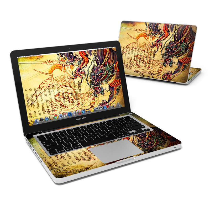 Dragon Legend MacBook Pro 13-inch Skin