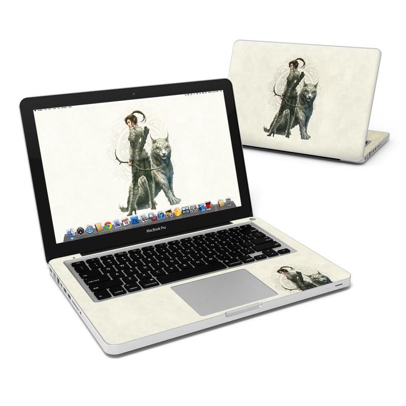 Half Elf Girl MacBook Pro 13-inch Skin