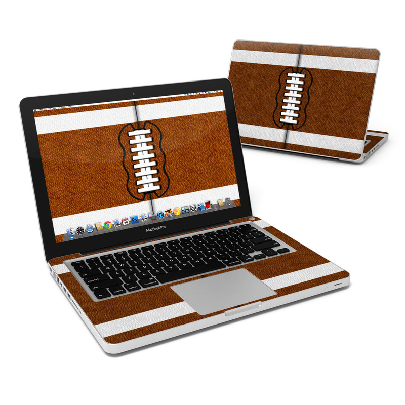 Football MacBook Pro 13-inch Skin