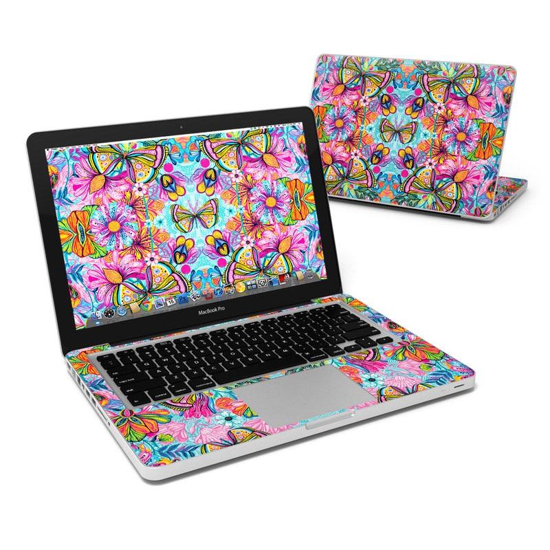 Free Butterfly MacBook Pro Pre 2012 13-inch Skin