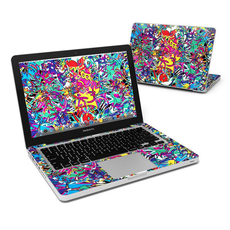 Graf MacBook Pro 13-inch Skin